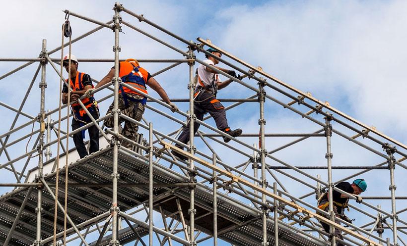 монтажник строительных конструкций